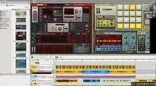 Propellerhead Reason 10 Intro Music Production Software (License Transfer)