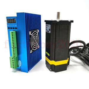 Upgrade 428oz-in 32 Bit Chip Closed Loop Stepper Motor Nema23 Digital DSP Driver