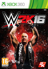WWE 2K16 (Wrestling 2016) XBOX 360 IT IMPORT TAKE TWO INTERACTIVE