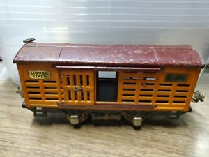 Lionel 806 tin plate prewar restorable