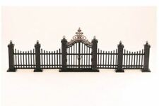 VILLAGE WROUGHT IRON GATE AND FENCE Heritage Department 56 NeW MINT 55140