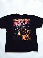 Iron Maiden Vampire Tour Tee Morbid Death Rock Slayer Metal Angel Venom T-Shirt