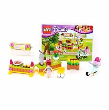 LEGO Friends Mia's Lemonade Stand 41027 with instructions No Box