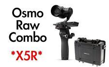 DJI Osmo Raw X5R Zenmuse X5 m43 4K Camera Stabilized Cam x3  Raw Pro handwheel