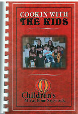 *JERSEYVILLE IL 2005 WALMART EMPLOYEES & FRIENDS COOK BOOK *COOKIN WITH THE KIDS