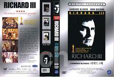 Richard III (1955 - Laurence Olivier / DVD)