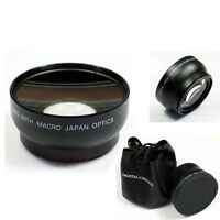 52mm 0.45x WIDE Angle + Macro LENS for NIKON D3100 D3000 D5000 D5100