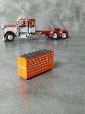 1/64 Custom scratch Farm orange toolbox
