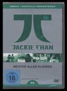 DVD MEISTER ALLER KLASSEN 1 - COLLECTORS EDITION - JACKIE CHAN *** NEU ***