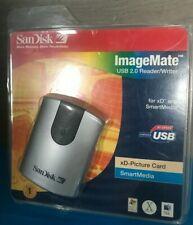 SanDisk ImageMate Memory Card USB 2.0 Reader/Writer Compact Stick & Stick Pro
