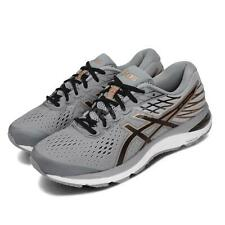 Asics Gel-Cumulus 21 Sheet Rock Black Gold Men Road Running Shoes 1011A551-022