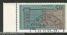 Berlin Nr. 508 ° Naunynstraße Kreuzberg Letzttags Stempel Postamt 209 in Staaken