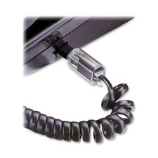 Softalk Rotating 360 Telephone Cord Detangler, Clear/Black, EA - SOF21002