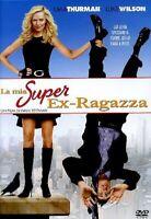 La Mia Super Ex Ragazza DVD Nuovo Sigillato Uma Thurman Luke Wilson