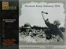 Pegasus Hobbies 1/76 Segunda Guerra Mundial Infantería Alemana 1939