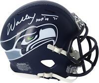 Autographed Walter Jones (NFL) Seahawks Mini Helmet Item#11179314