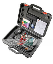 Testo 570-1 set digital manifold for all measurement tasks on refrigeration sys