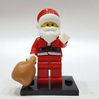 "LEGO Collectible Minifigure #8833 Series 8 ""SANTA"" (Complete)"