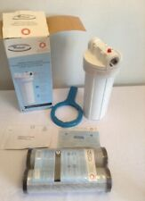 Whirlpool Whole Home Filtration System WHKF-DWH + 2 WHEF-WHWC Filters - NEW