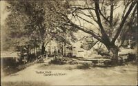 Sandwich Cape Cod MA The Old Mill c1915 Real Photo Postcard