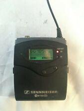 Sennheiser G2 ENG B 626-662 wireless bodypack microphone receiver ek100 camera