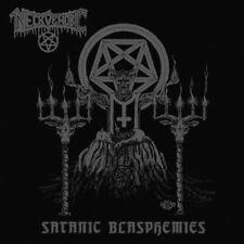 Necrophobic - Satanic Blasphemies Neue CD