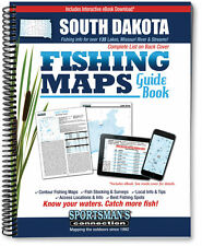 South Dakota Fishing Map Guide: 2016 Edition - Sportsman's Connection