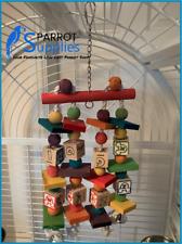 Parrot-Supplies 43cm Disney Parrot Toy With Bells - 00029