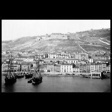 Photo L.000504 PORT DE CETTE 1870 (SÈTE)