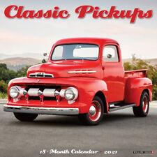 Classic Pickups 2021 Wall Calendar (Free Shipping)