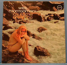 WES MONTGOMERY CALIFORNIA DREAMING LP '66 ORIG RVG GREAT CONDITION! VG++/VG++!!A