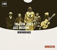 ELVIN JAZZ MACHINE JONES - REMEMBRANCE  CD NEUF
