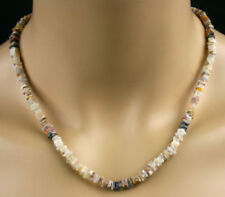 Unbehandelte Sets mit Opal-Halsketten mit Edelsteinen