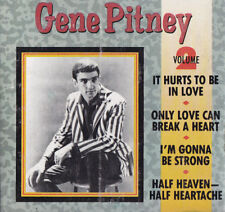"""GENE PITNEY - 3""""Maxi-CD - IT HURTS TO BE IN LOVE, I'M GONNA BE STRONG ( Rhino )"""