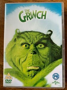 How the Grinch Stole Christmas DVD 2000 Dr Seuss Movie Classic w/ Jim Carrey