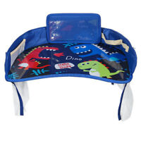 Portable Kids Car Seat Travel Tray Baby Child Safety Play Table Board