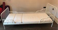 Kids Ikea MINNEN extendable bed