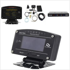 "Professional Racing Car 2.5"" Full Sensor Kit Dash Dashboard Display Gauge Meter"