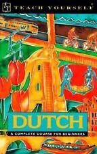 Dutch: A Complete Course for Beginners (Teach Yourself Books), Quist, Gerdi, Gil