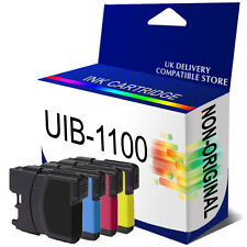 Brother Tri-Colour Inkjet Compatible Printer Ink Cartridges