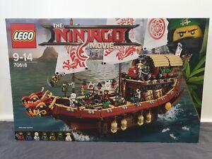 Lego, The Ninjago Movie, 70618, Destiny's Bounty, Brand New