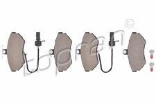kit de plaquettes de frein avant Audi A4 8D5 SEAT Exeo 3R2 VW Passat 8E0698151M
