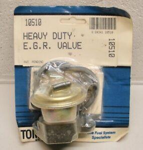 10510 Tomco Heavy Duty EGR Valve NOS fits AMC, BUICK & CHEVY