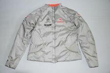 MERCEDES jacket racing f1 XL women silver mc laren vodafone