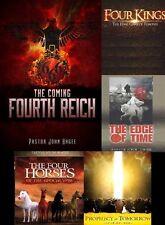 John Hagee Prophecy Pak - 20 Dvds - 5 Separate Series - Save Big $$$