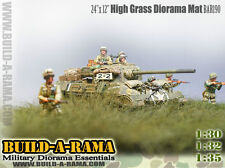1:32 Diorama High Grass Mat for King Country Conte Britains Collector Showcase n