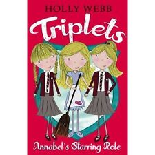 Annabel's Starring Role (Triplets) Bargain cheap fast free postage