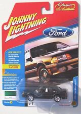 JOHNNY LIGHTNING 2017 CLASSIC GOLD 1990 FORD MUSTANG GT GREEN HOBBY 1 of 1,800