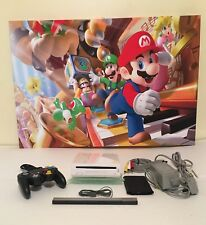 Nintendo Wii Retro Edition, SNES, NES, N64, GameCube, Sega Mega Drive +160GB HDD