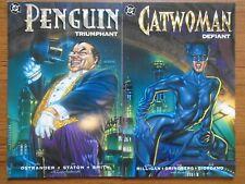 Penguin Triumphant/Catwoman Defiant (Connecting Cover